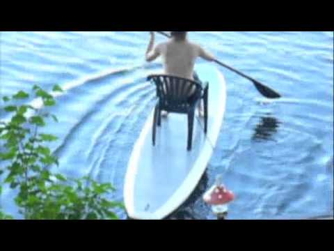 sup sit down paddle board youtube. Black Bedroom Furniture Sets. Home Design Ideas