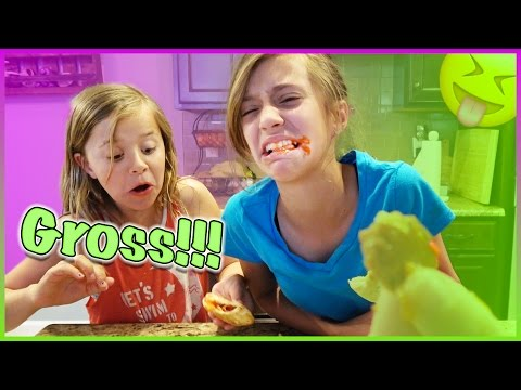😱 VEGAN FOOD VS. REAL FOOD! 😱 KIDS DO GROSS TASTE TEST! 😱