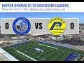 Dayton Dynamo Vs RochesterLancers June 16, 2017
