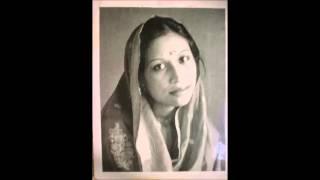 Din dhal jaye haye raat na jaye -  Recorded on  30th May 2013