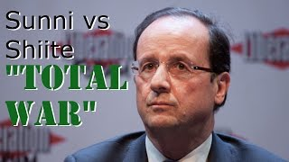 "French President Francois Hollande warns of ""total war"" (The Infidel 2015-11-02)"