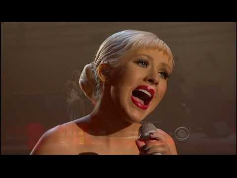 Christina Aguilera - I Love You Porgy (Live) HD HQ