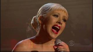 Christina Aguilera - I Love You Porgy (Live) HD HQ