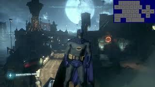 Batman: Arkham Knight - Gargoyle storage zipping with key presses