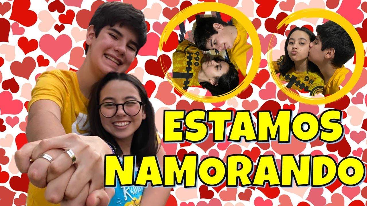 ESTOU NAMORANDO - VIAJEI 400KM PRA VER MINHA NAMORADA! | Pedro Maia