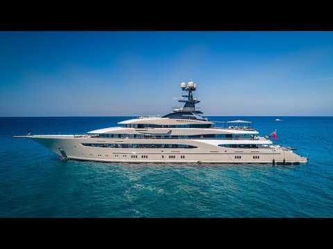 Yacht Video Production - Kismet - 95m/ 312ft Lurssen Superyacht by Moran Yacht & Ship