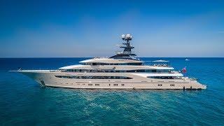 Yacht Video Production - Kismet - 95m/ 312ft Lurssen Superyacht by Moran Yacht & Ship