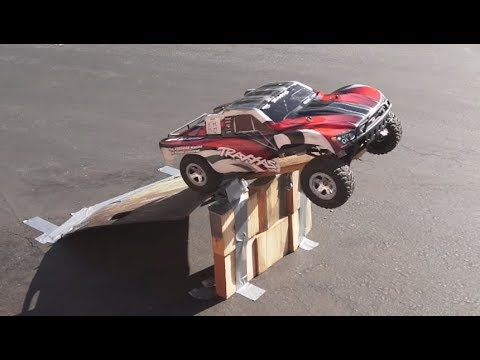 RC Rally Lap with Traxxas Slash