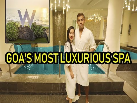 GOA'S MOST LUXURIOUS SPA - SPA BY CLARINS