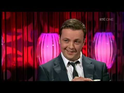 The 'Real' Taoiseach | The Saturday Night Show | Oliver Callan