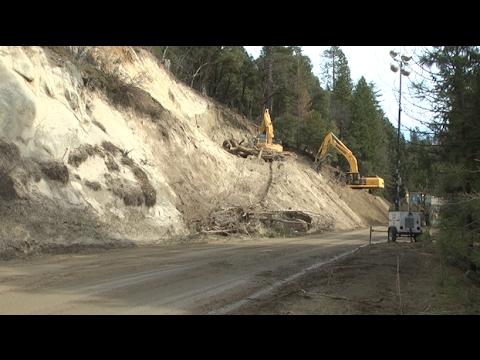 Caltrans News Flash #119 - Highway 50 Mudslides