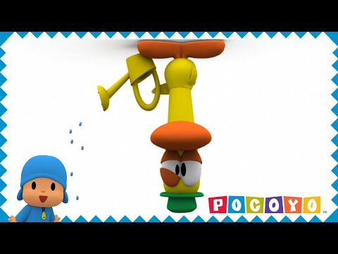 😩 POCOYO in ENGLISH - Upside Down 😩 | Full Episodes | VIDEOS and CARTOONS for KIDS