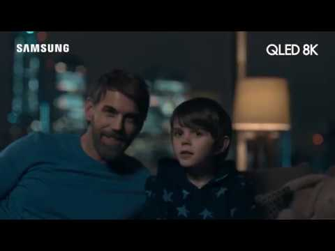 Samsung: QLED - City Stars