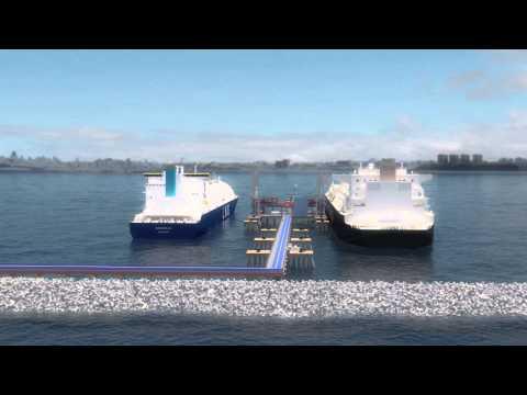 GDF Suez - LNG Import Terminal Uruguay