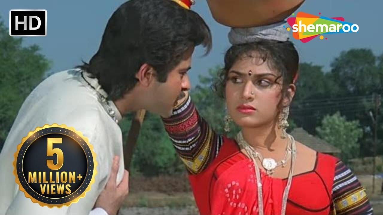 Download मेरे बदन में जितना दम है वो में वक़्त आने पर बताऊंगा   Amba (1990)   Anil Kapoor, Meenakshi Seshadri