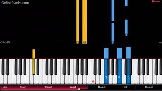 Charlie Puth - How Long - EASY Piano Tutorial