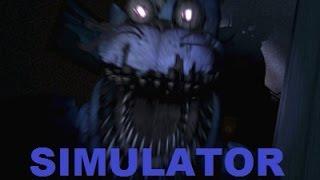 Nightmare Bonnie Simulator