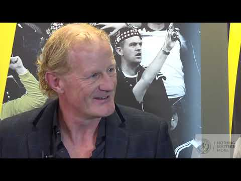 Colin Hendry| The Official Scotland Podcast
