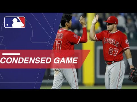 Condensed Game: LAA@KC - 4/14/18