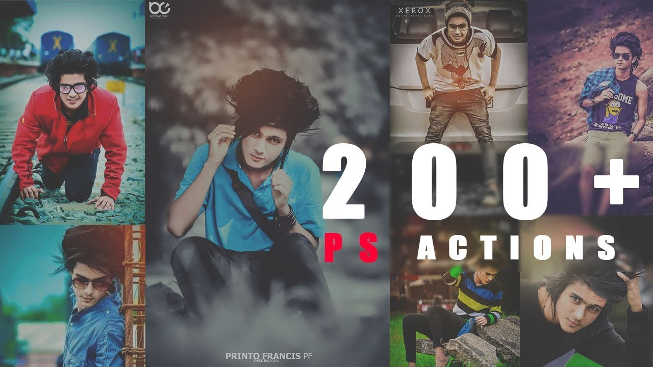 adobe photoshop cc actions pack free download