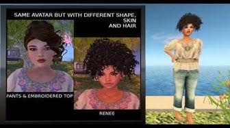 SL Appearance Mini-Series #4 – Shapes, Skins and Tattoos
