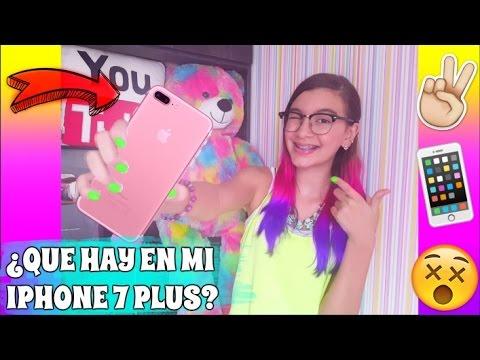 TAG: ¿Que Hay En Mi Iphone? ♥ Lulu99