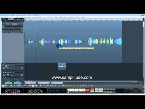 The FFT filter: Sound Cloning