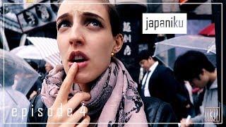 Solo Trip to Japan: Lost in the Rain in Shinjuku   Japaniku episode 4 (Ikutree)