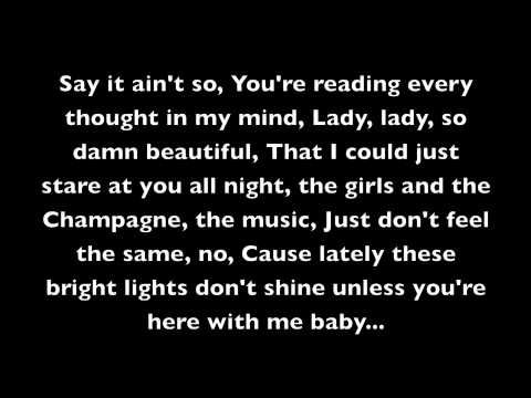 I'm All Yours - Jay Sean Ft. Pitbull (LYRICS VIDEO)