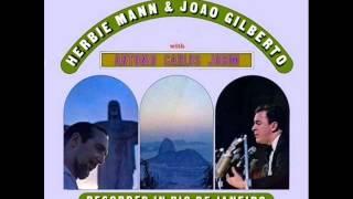 Herbie Mann & Antônio Carlos Jobim with Strings - O Amor Em Paz (Once I Loved)