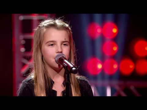 Bo - 'Seven Nation Army' | Blind Auditions | The Voice Kids | VTM