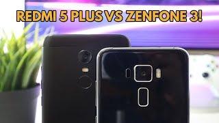 Скачать Redmi 5 Plus Vs Zenfone 3 Menantang Raja Sementara Di Kelas 2 Jutaan