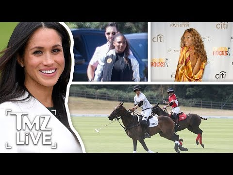 meghan-markle-&-serena-williams-polo-date!-|-tmz-live