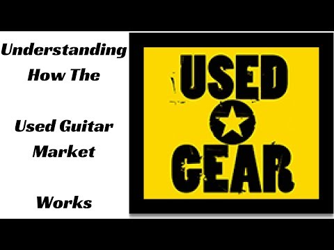 understanding-how-the-used-guitar-market-works