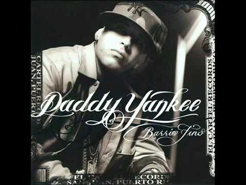 Daddy Yankee - 02 King Daddy - Barrio Fino - Letra - 2004