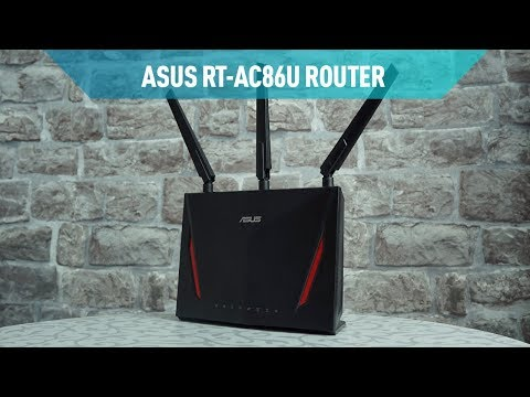 Asus RT AC86U Router