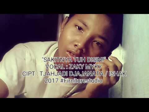 Zaky Myky - Sakitnya Tuh Disini (Official Audio)