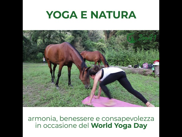 World Yoga Day - Yoga e Natura al Cratere degli Astroni