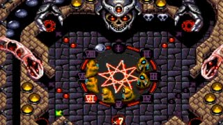 Devil's Crush (TurboGrafx-16) Playthrough - NintendoComplete