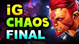IG vs CHAOS  - GRAND FINAL - SUMMIT 11 MINOR DOTA 2