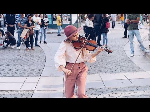 Memories - Maroon 5 - Karolina Protsenko - Violin Cover
