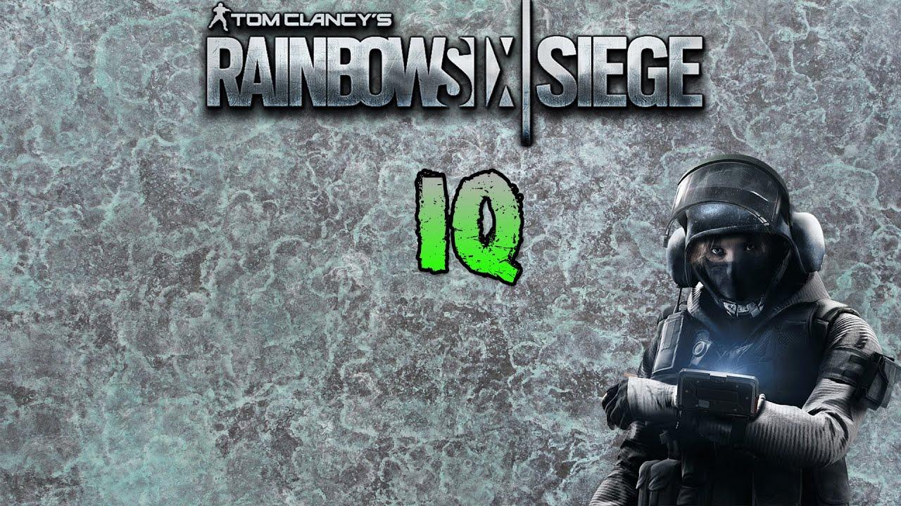Rainbow Six Siege: IQ Operator Guide- Trap Detector! - YouTube