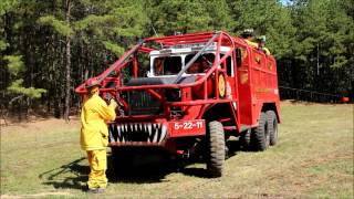 King Of The Woods - Brush Truck Competition 2015