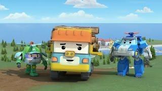 Робокар Поли - Приключение друзей - Конкурс талантов (мультфильм 15 в Full HD)