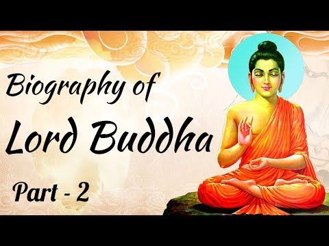 Life & Teachings Of Lord Buddha Part 2 - History Of Buddhism, 8 Fold Paths & Nirvana Explained