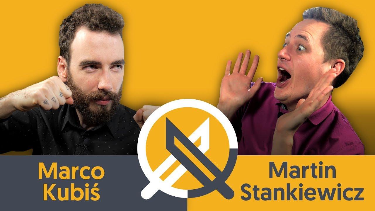 MARTIN STANKIEWICZ vs MARCO KUBIŚ ⚔️ Quiz House Challenge