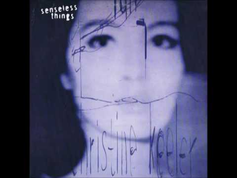 Senseless Things - Christine Keeler