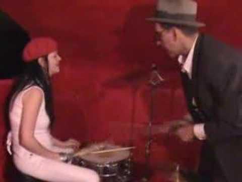 The White Stripes Pre Tour Video Part 1