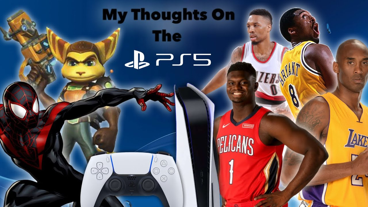 My Thoughts on The PS5 Reveal!