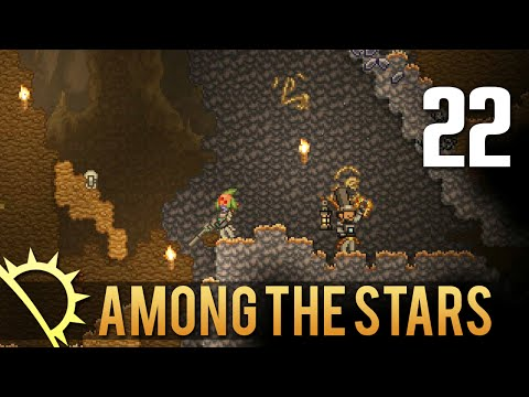 [22] Among The Stars (Let's Play Starbound w/ GaLm)
